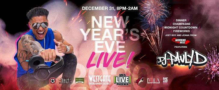 12.27 Happy Hour Exclusive - Westgate